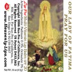Our Lady of Fatima (1)